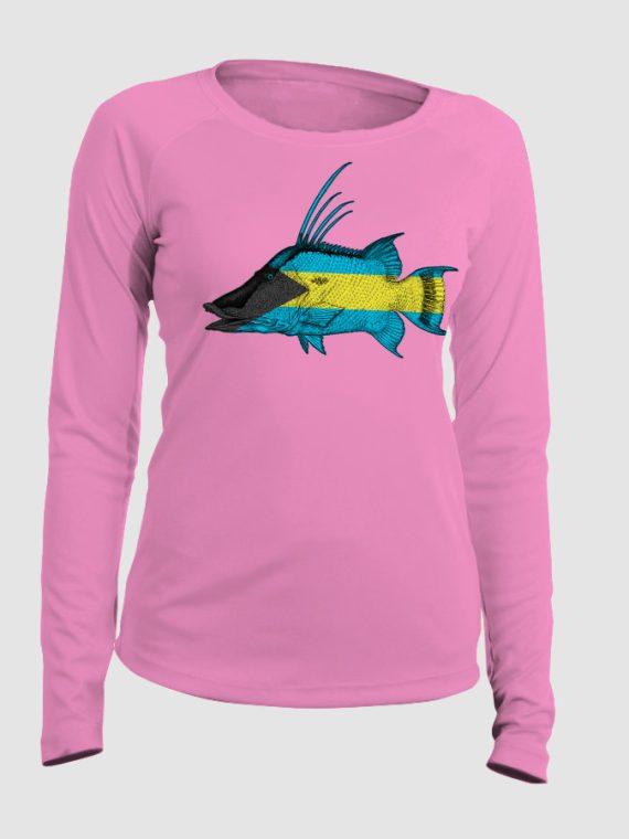 hogfish, hogfish flag, flag, bahamain flag, bahamian life, bahamas